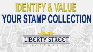 Identify & Value your Stamp Collection using StampManage Software