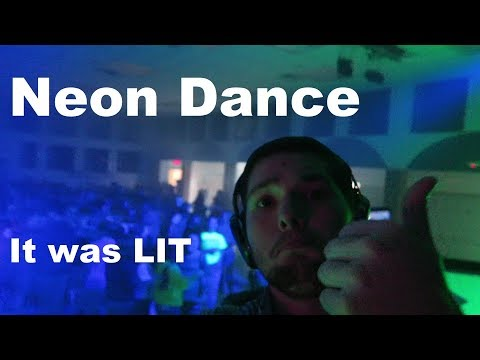 GLOW DANCE | CHS Middle School | Gig Log 054