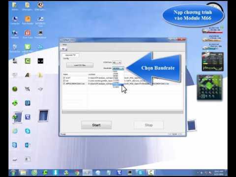Quectel M66 OpenCPU control device via Bluetooth