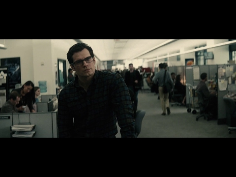 Batman v Superman Dawn of Justice - Clark and Perry White (2016)