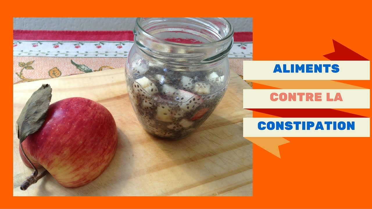 aliments contre la constipation youtube
