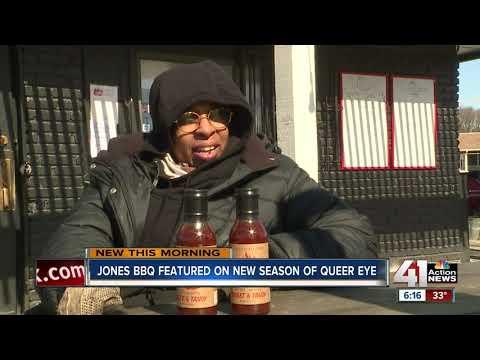 Jones BBQ featured in new season of Netflix's Queer Eye