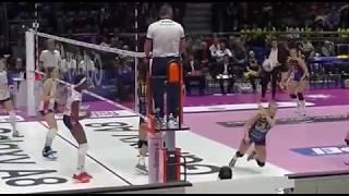 #SpecialVolley - Kasia Skorupa palleggio da fuoriclasse