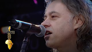 Bob Geldof - The Great Song Of Indifference (Live 8 2005)