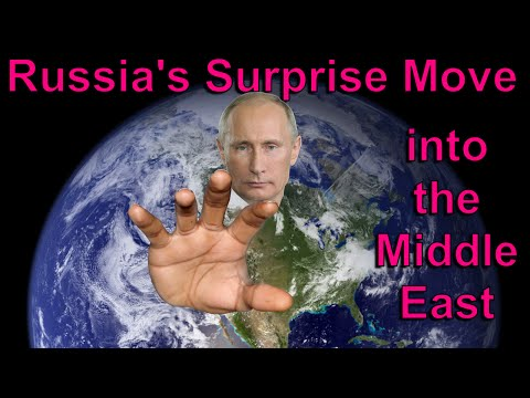 Russia's surprise move into the Middle East – End Time Bible Prophecy being fulfilled