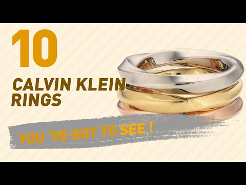 calvin-klein-rings-top-10-collection-//-uk-new-&-popular-2017