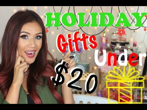 Cheap Holiday Gift Ideas UNDER 20$$ !!!