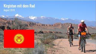 Kirgistan mit dem rad