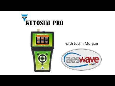 Justin Morgans Walks Through The DITEX AutosimPro