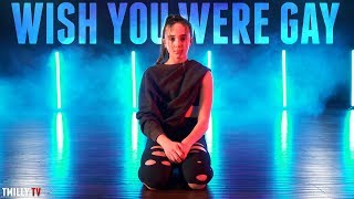 Billie Eilish - wish you were gay - Dance Choreography by Erica Klein - #TMillyTV