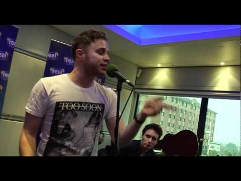 Olly Murs - Heart Skips a Beat LIVE (Real Radio Band in the Boardroom)