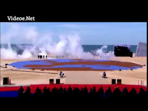 Interpretive dance honors 70th anniversary of D-Day  (News Breaking 2014)