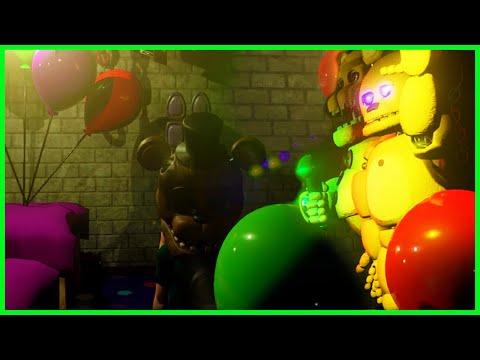 PURPLE MAN RETURNS... - Final Nights 2 - Five Nights at Freddy's 4 Fan Game (FNAF Jumpscares)
