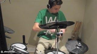 Alex Chenier - PSY - Gangnam style - drum Remix