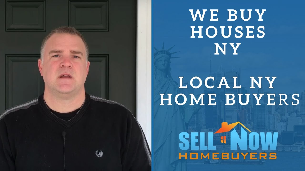 We Buy Houses New York. We are Local Cash Buyers in NY