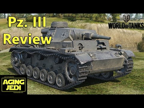 World of Tanks - Pz.Kpfw. III Ausf. J Review & Guide
