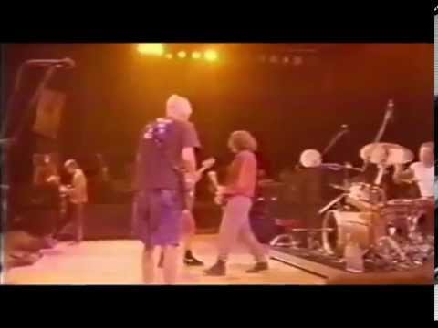 Pearl Jam Far East Tour
