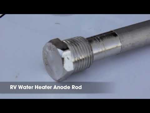 RV Water Heater Anode Rods Camco #11553