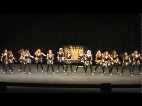 UNA ZETA TAU ALPHA Step Show 2012