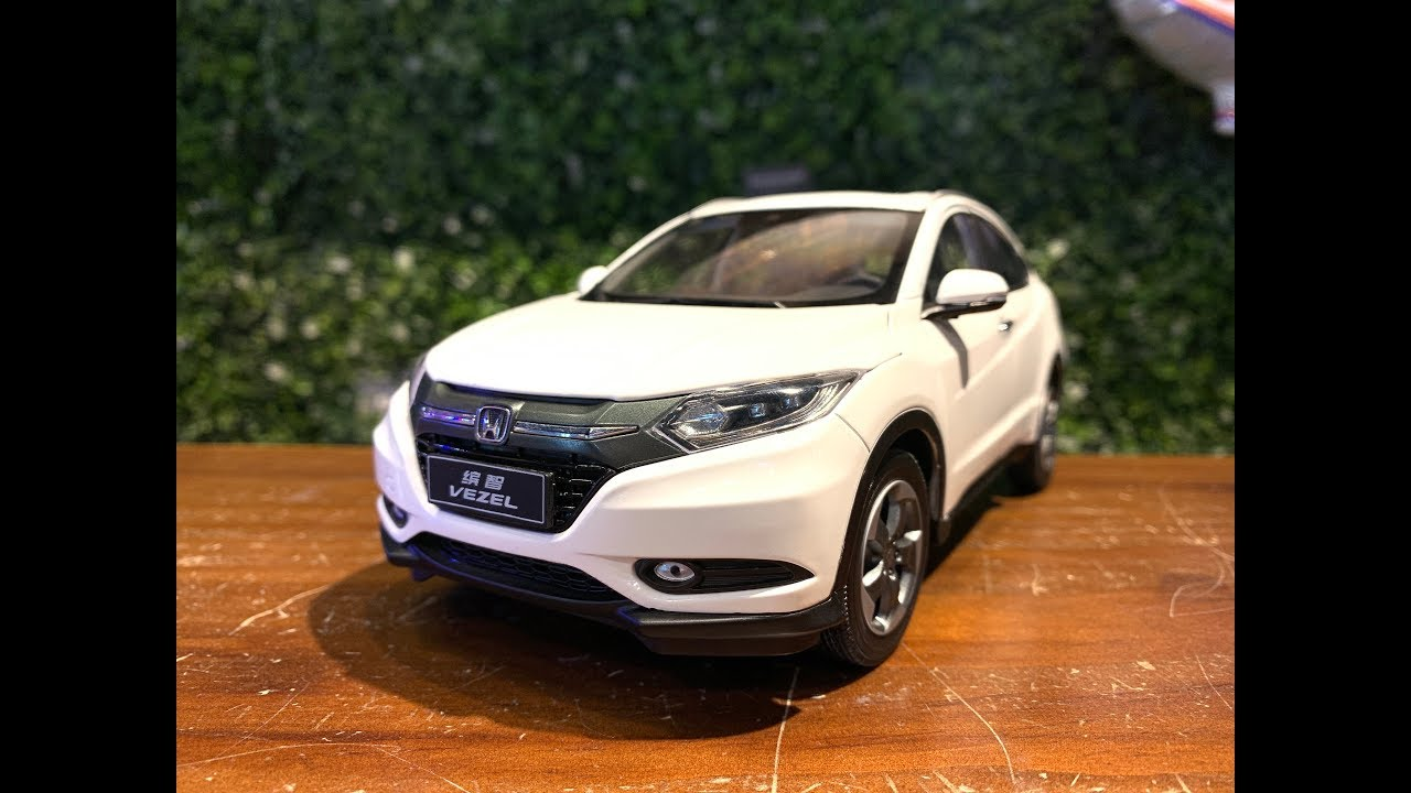 1/18 Honda HR-V Vezel 2015 - YouTube
