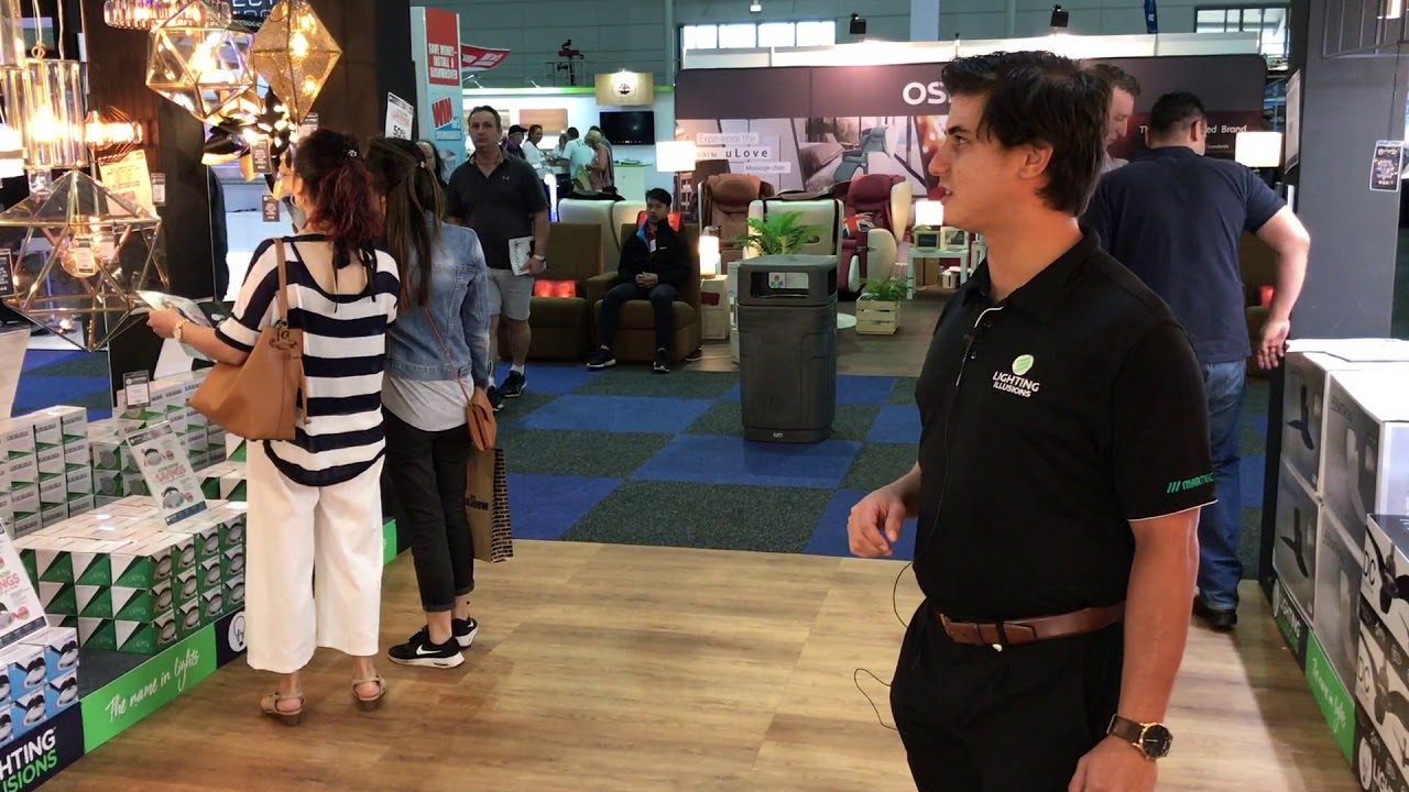Lighting Illusions Brisbane Home Show