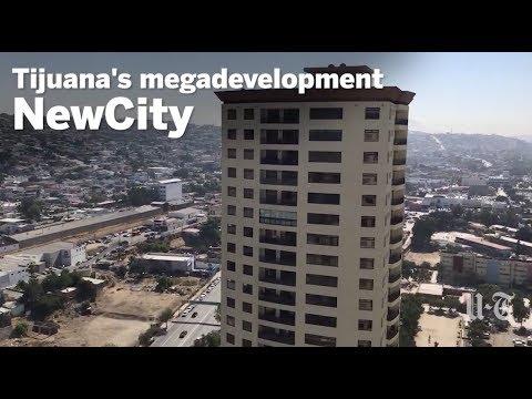 Tijuana's Megadevelopment NewCity | San Diego Union-Tribune