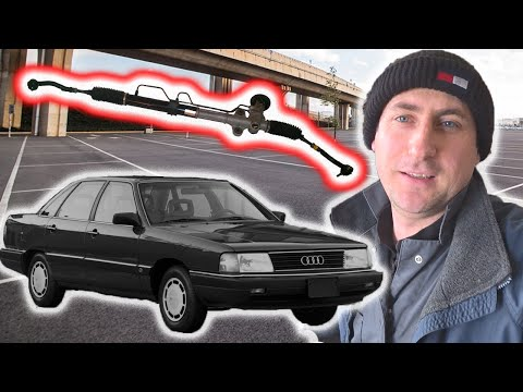Audi 100 C3 Замена рулевой рейки: Что там с короновирусом в США?