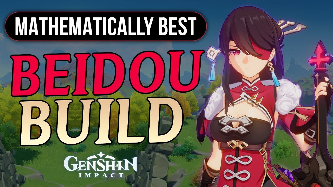 ALL ARTIFACTS SETS TESTED + COMPARISON! | Best Beidou Build Guide | Genshin Impact
