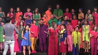 Just the Beginning / Be Choir feat. Letitia Coates 谷村奈南 動画 17