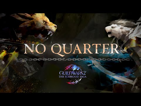 Guild Wars 2 The Icebrood Saga No Quarter Trailer