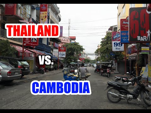 Is Cambodia the Next Thailand for Expats?