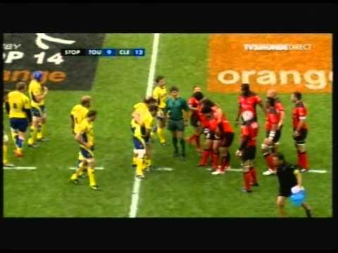Demi Finale Top 14 2009/2010 : Toulon - Clermont
