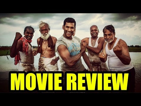 Irumbuthirai Movie Review | A Must Watch...