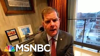 Boston Mayor Calls For More Supplies And A Consistent Approach | Morning Joe | MSNBC