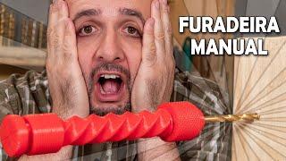 Як зробити дриль ручна #ManualMaker Урок 14, Відео 2