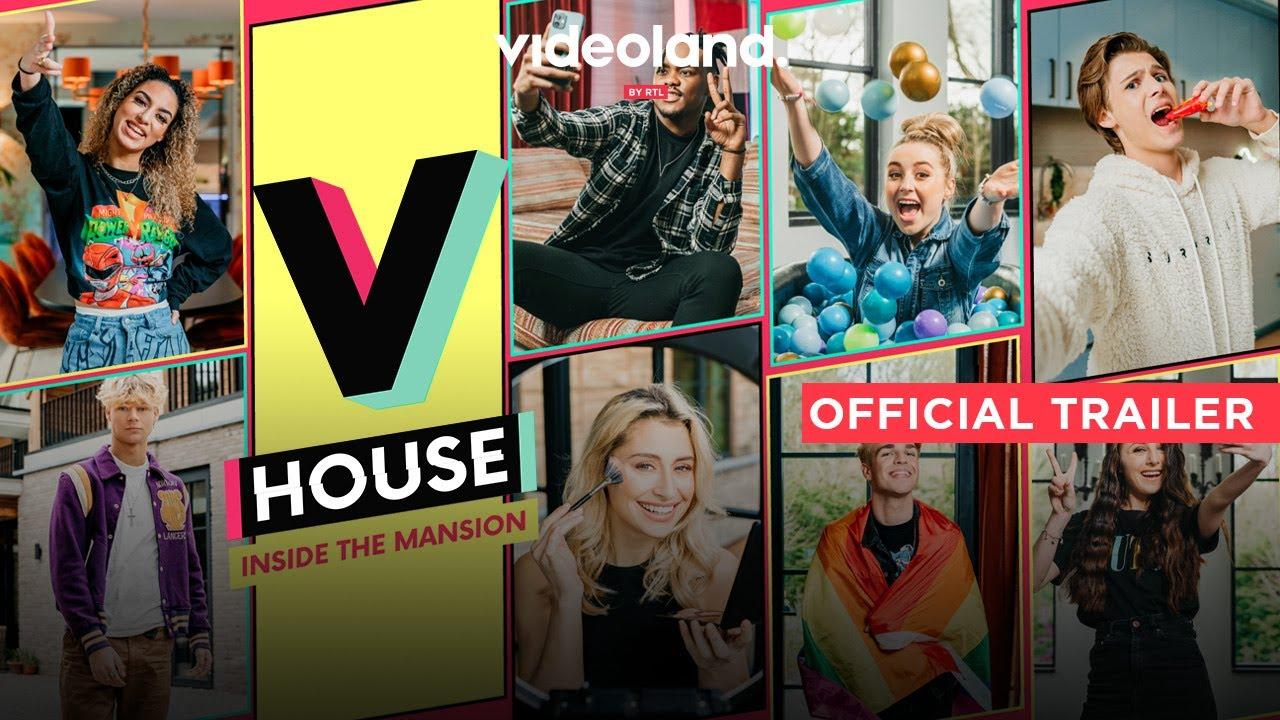 V House: Inside the Mansion | Vanaf 18 mei te zien