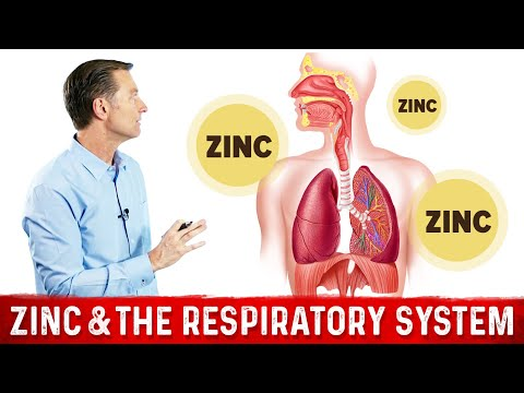 Zinc Effects on Your Respiratory System