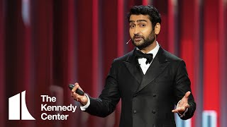 Kumail Nanjiani gives a Twain Talk | 2018 Mark Twain Prize