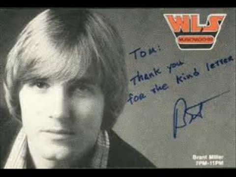 WLS Music Radio Chicago - Brant Miller 1984.