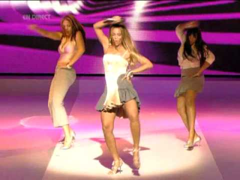 Beyonce Knowles - Baby Boy/Crazy In Love (Live @ NRJ Music Awards 2004)