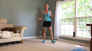 Fit With Deb: Easy Abs Workout 3