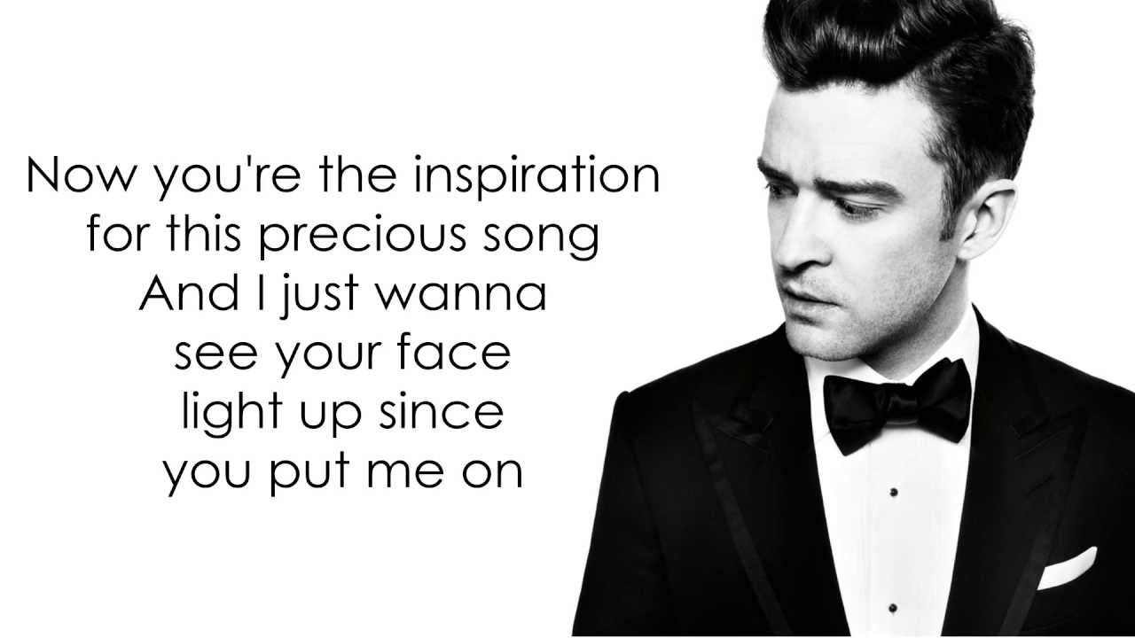Mirrors - Justin Timberlake Lyrics - YouTube Justin Timberlake Song
