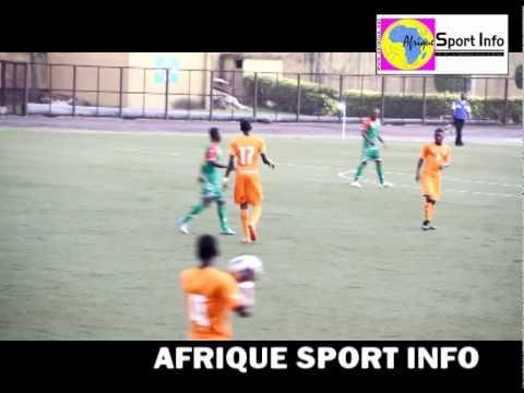 AFRIQUE SPORT INFO - QUALIFICATION DU BURKINA FASO U 23 A ABIDJAN