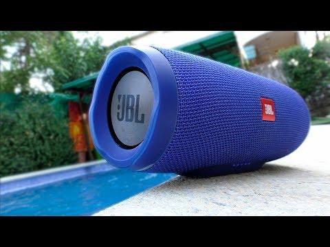 Лучшая Bluetooth Колонка? - Мнение о JBL Charge 3