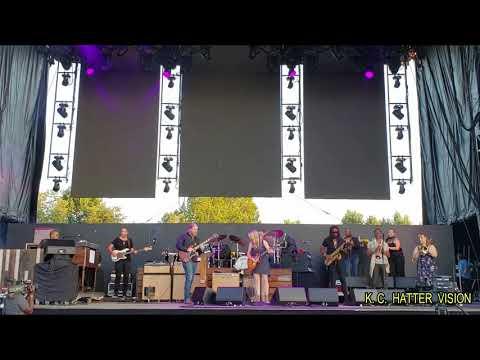 The Tedeschi Trucks Band -- August 25 2018 --LOCKIN' 2018