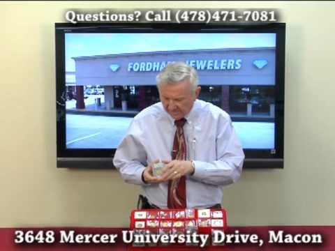 Looking To Sell Your Gold Coins? Come To Fordham Jewelers! (Macon, GA)