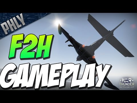 War Thunder Jet Gameplay - I AM ONE, I AM INFECTED.