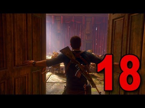 Uncharted 4 Walkthrough - Chapter 18 - New Devon (Playstation 4 Gameplay)