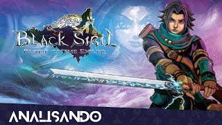 Analisando o game: BLACK SIGIL - BLADE OF THE EXILED | Jogo parecido com Chrono Trigger