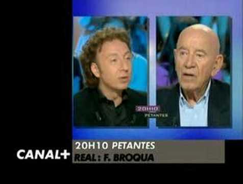 André POUSSE vs Stéphane BERN